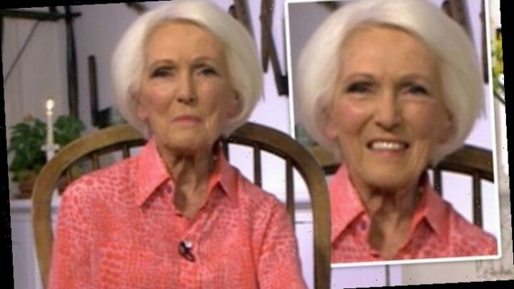 Mary Berry sparks confusion with BBC viewers after mispronouncing COVID: 'What's this?'