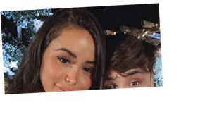Marnie Simpson hints she and Casey Johnson have reunited amid split rumours with emotional post