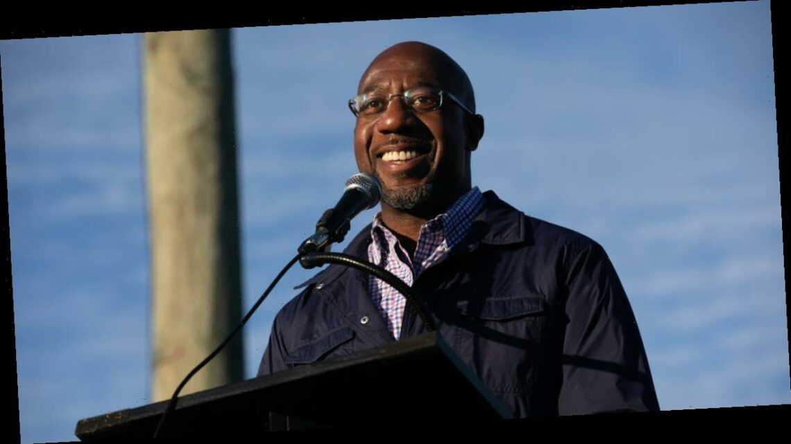 "Watch Raphael Warnock's Moving Speech After a Historic Senate Win: ""Joy Comes in the Morning"""