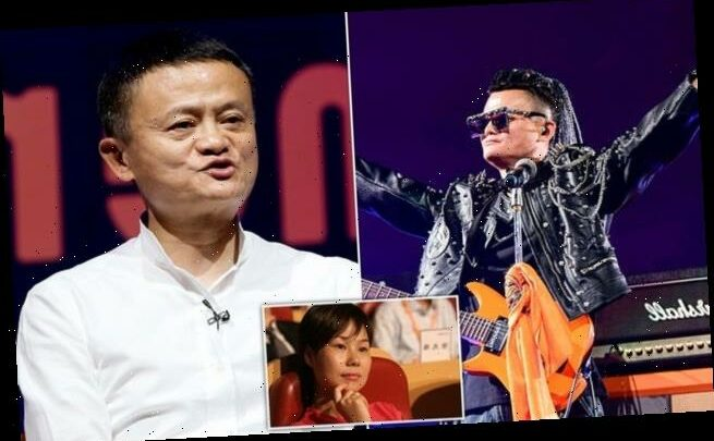 Jack Ma slips to third in China's rich list after disappearing