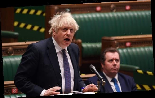 Lockdown is OFFICIAL: Boris Johnson sees off smallTory vote rebellion