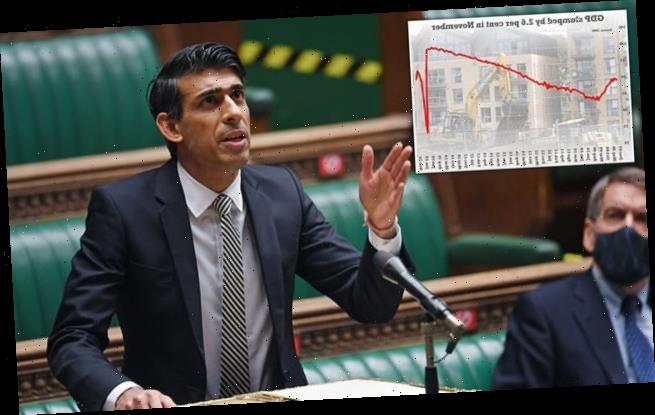 Rishi Sunak rejects wealth tax to cover £280bn spent fighting Covid