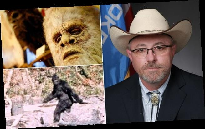 Oklahoma lawmaker wants to create Bigfoot hunting season for tourists