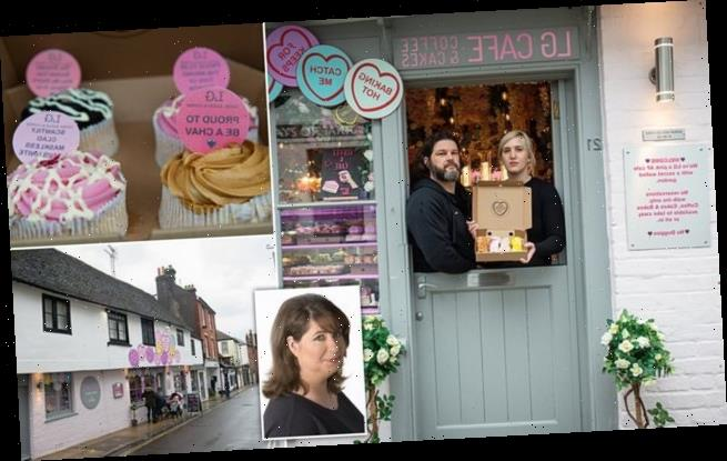 JAN MOIR: The snobbery against a cake shop that leaves such sour taste