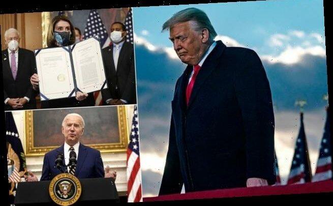 BREAKING NEWS: Donald Trump breaks his post-White House silence