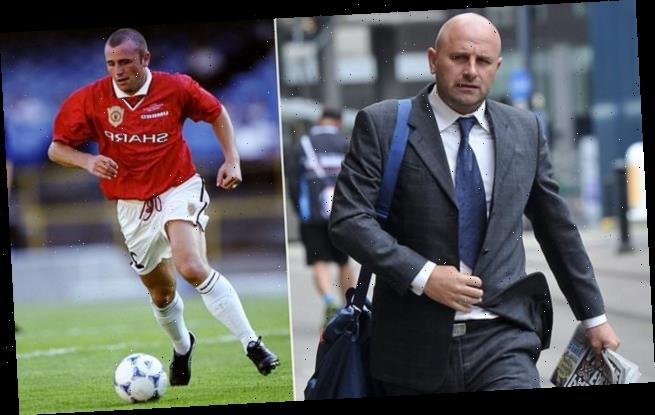 Ex-Man United star Ronnie Wallwork, 43, is accused of GBH