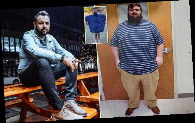 Man weighing 515lbs who struggled to walk loses 280lbs after surgery