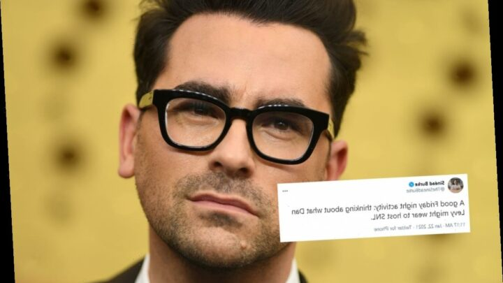 These Tweets About Dan Levy Hosting 'Saturday Night Live' Are Full Of Hype