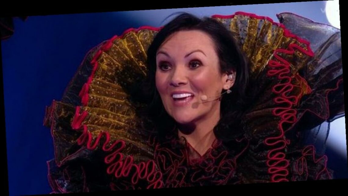 Masked Singer Martine McCutcheon predicts Sausage win and unveiled as Joss Stone