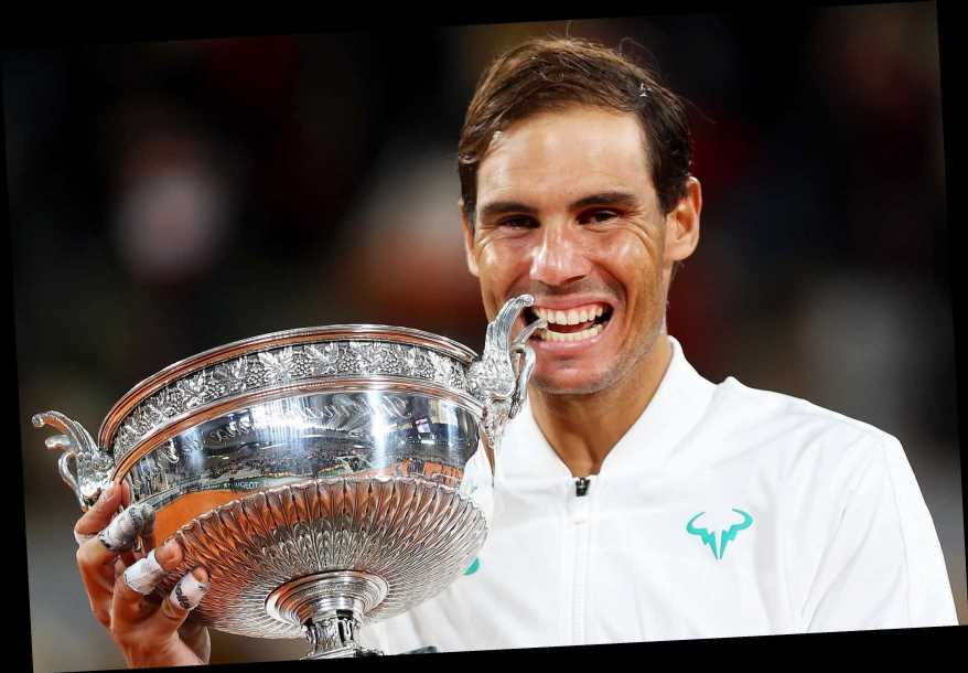 Rafael Nadal insists he's not 'obsessed' with being named tennis' GOAT as legend goes for record slam at Australian Open