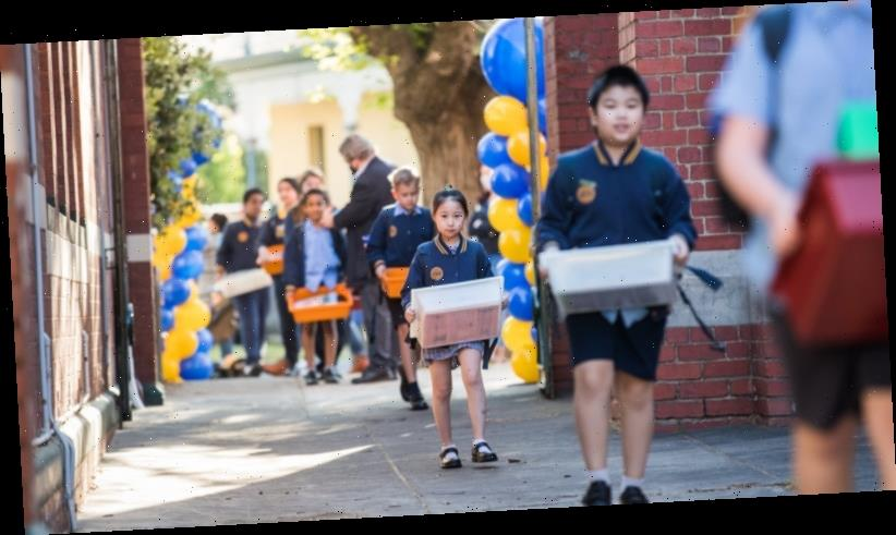 'A fair bit of excitement': Schools on track for return to pre-COVID routine