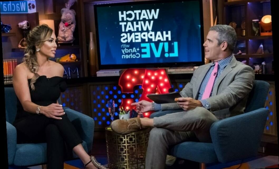 'RHOC' Reunion: Andy Cohen Slams Kelly Dodd Over Her COVID Comments