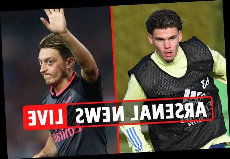 1pm Arsenal transfer news LIVE: Rekik CONFIRMED, Ozil interest, Sabitzer UPDATE, Lacazette contract talks