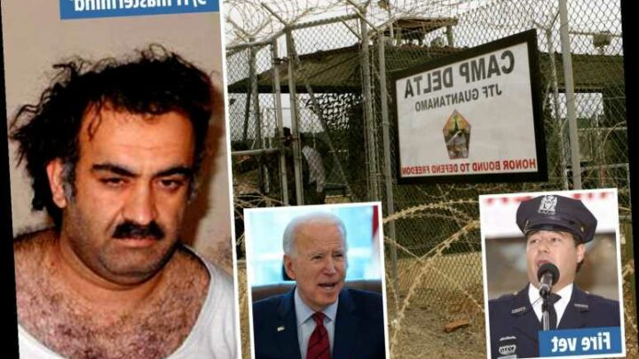 Shock plan that would've seen Gitmo 'terrorists' get Covid jabs BEFORE most Americans is scrapped