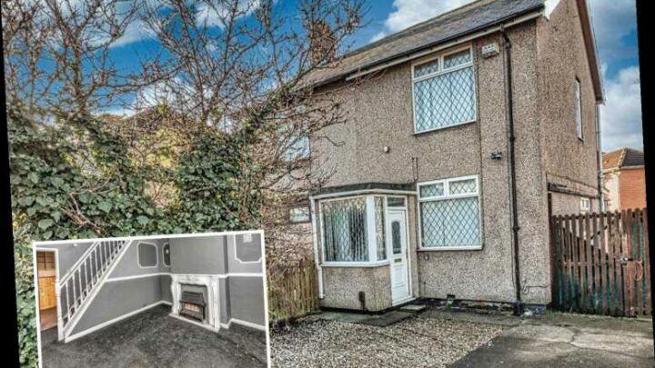 Inside the cheapest house on Zoopla costing £25,000 – a TENTH of average property price