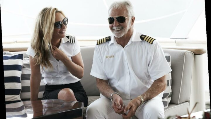 'Below Deck': Kate Chastain Reveals Several 'Firsts' for Captain Lee When the Drunk Charter Guest Jumped Into the Water