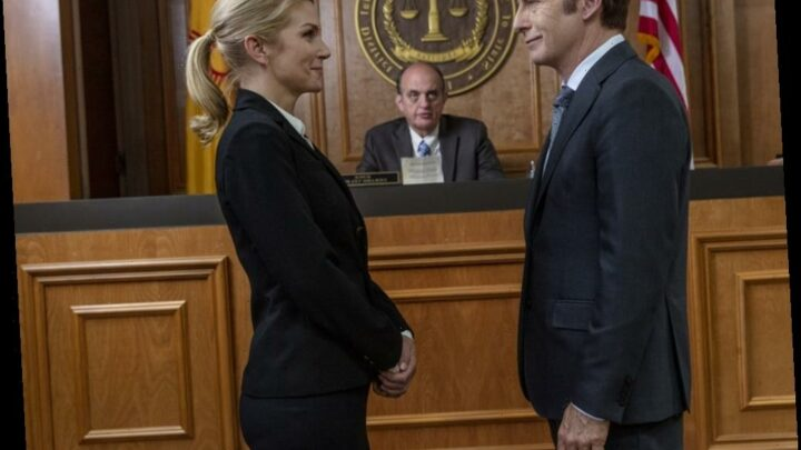 'Better Call Saul': Rhea Seehorn Will Explore a 'Very Dark Side' of Kim Wexler in Season 6