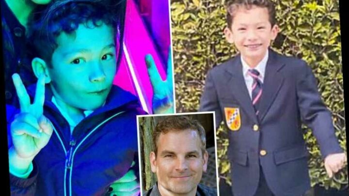 Anti-vaxxer dad 'kills son, 9, in murder suicide' after 'ranting Covid jab would be used as gov mind control'
