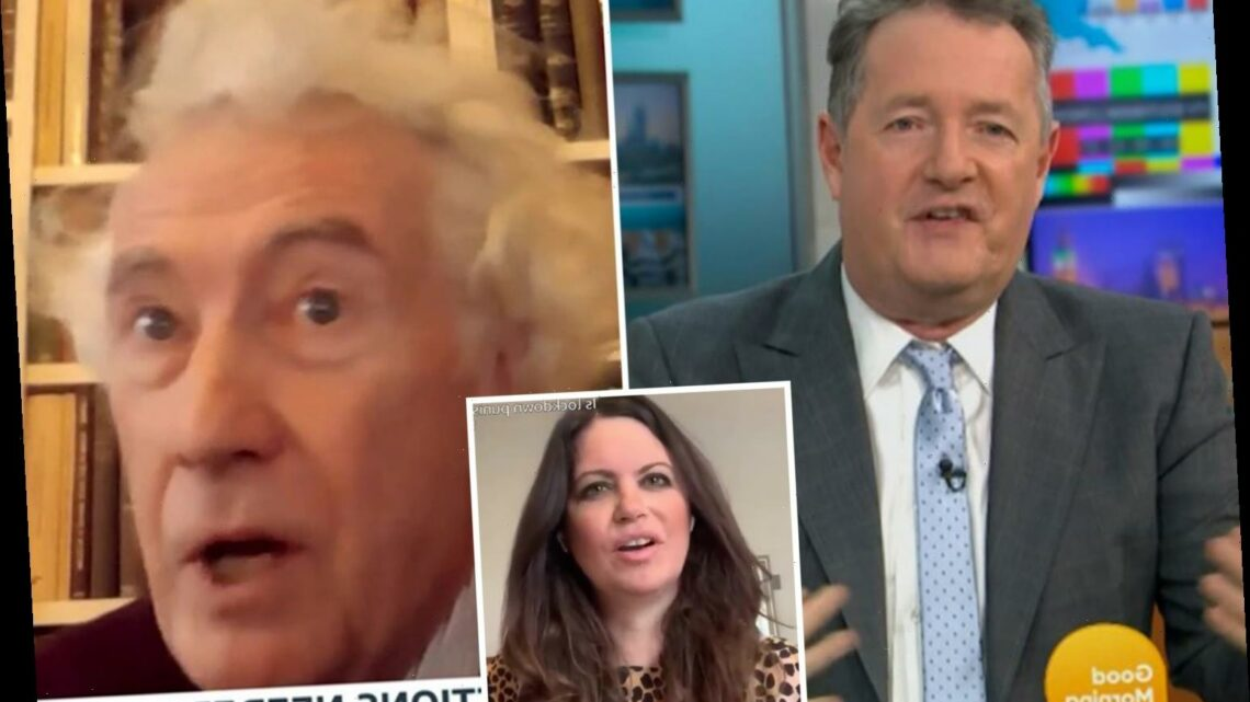 Piers Morgan's fury as judge vows to walk off GMB over backlash to claiming Sun cancer columnist's life had 'less value'