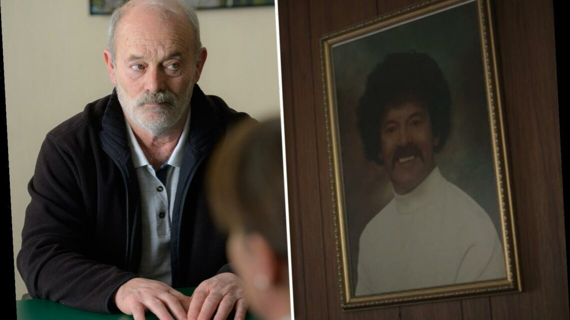 The Pembrokeshire Murders viewers in fits of laughter at Keith Allen's 'ridiculous' Afro wig transformation
