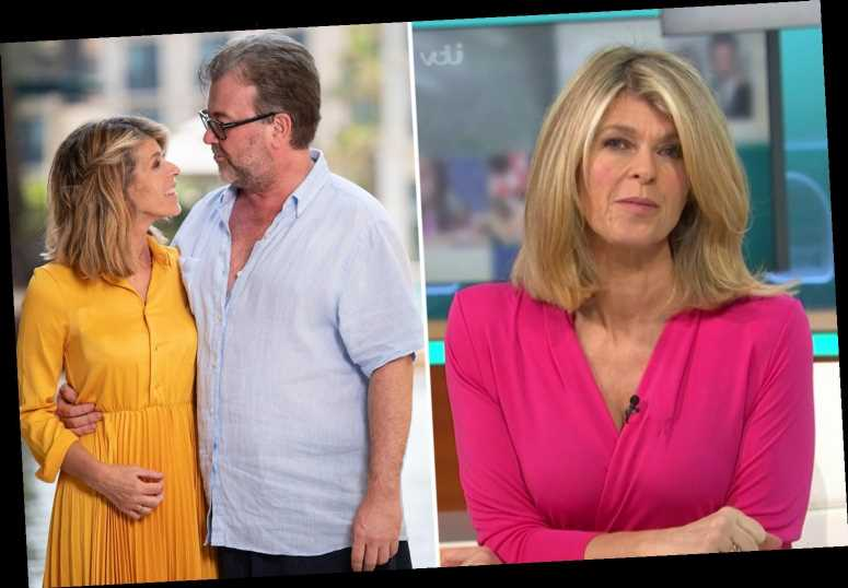 Kate Garraway husband – GMB presenter reveals her kids saw sick dad Derek for the first time since March over Christmas