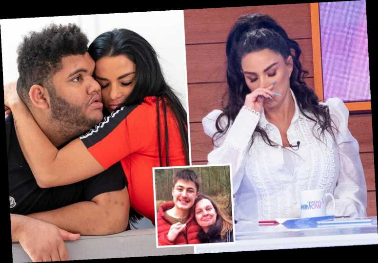 Katie Price fears Harvey may be 'forcibly injected with drugs' and locked up after meeting mum of sectioned autistic lad