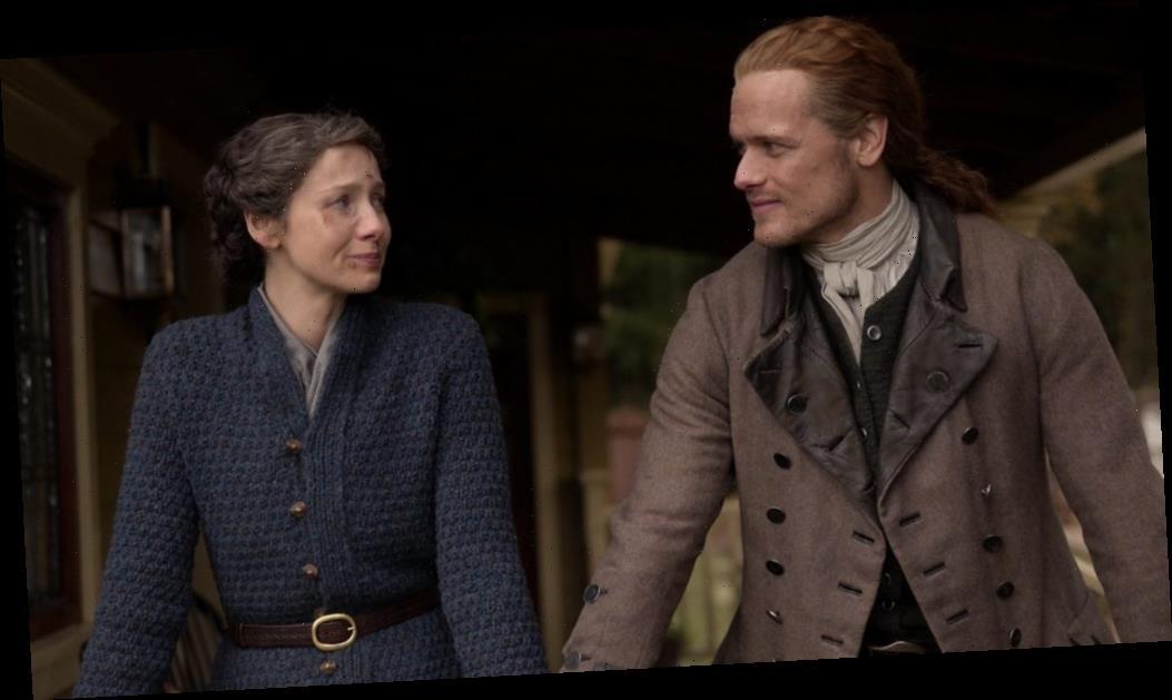 'Outlander' Stars Sam Heughan, Caitriona Balfe and Sophie Skelton Share 3 Season 6 Spoilers