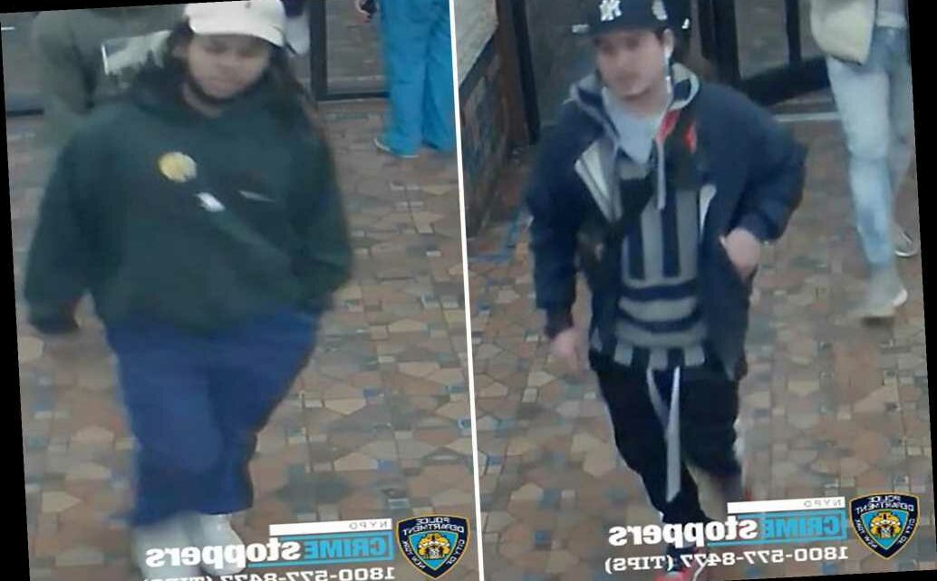 Video, photos capture suspects in beatdown of  Bx. delivery man