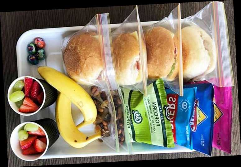 Mum makes 'snack station' for her kids after becoming sick of cooking for them in lockdown