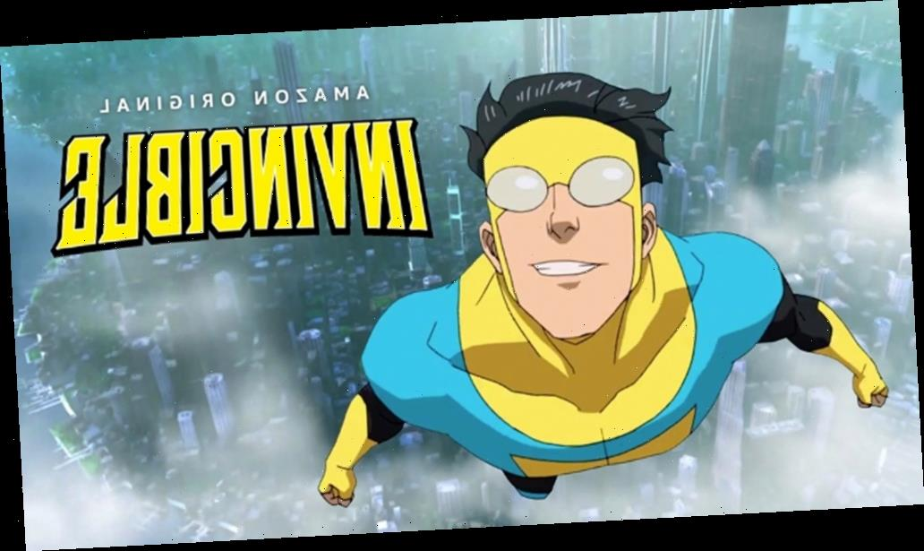 Robert Kirkman's Animated Series 'Invincible' Gets Premiere Date On Amazon