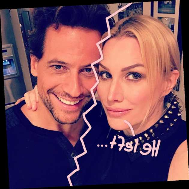 Titanic Star Ioan Gruffudd's Wife Alice Evans Shockingly Reveals He's Left Their Family After 13 Years Of Marriage