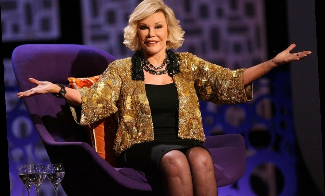 Joan Rivers' Friendship With Prince Charles Taught Her the Dos and Don'ts of Dealing With Royalty