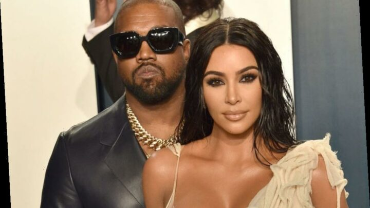 Kanye West Is Reportedly 'Taking Space' From Kim Kardashian West