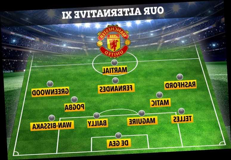 Man Utd vs Man City: Live stream, TV channel, team news and kick-off time for massive EFL Cup semi-final clash TONIGHT