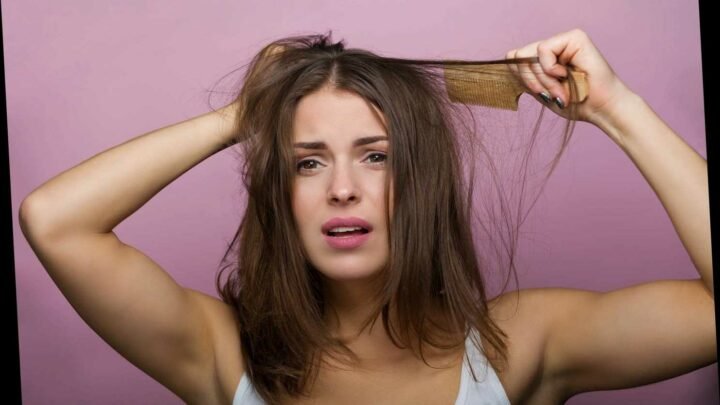 Covid stress is causing women scalp issues such as dandruff and hair loss – 7 ways help
