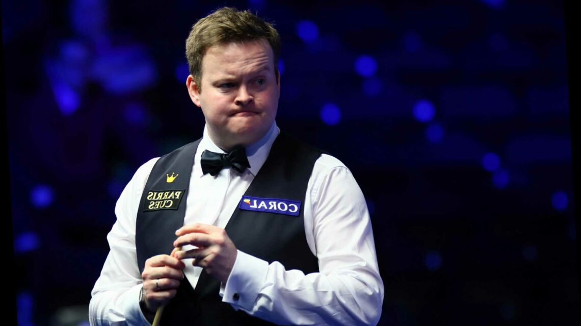 Shaun Murphy slams World Snooker for no match table play after first-round defeat