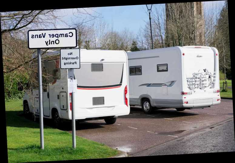 New law to ban illegal traveller camps in Britain with £2,500 fine and jail threat