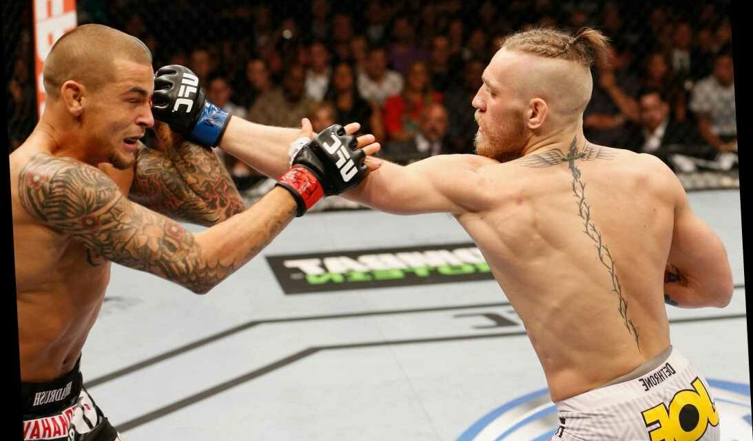 Conor McGregor's coach rules out Dustin Poirier revenge job at UFC 257 because The Diamond 'gets rocked in every fight'