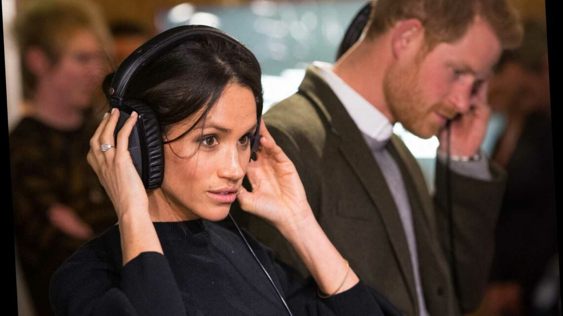Meghan Markle and Prince Harry keep SoundCloud accounts open despite vowing to quit social media over trolling