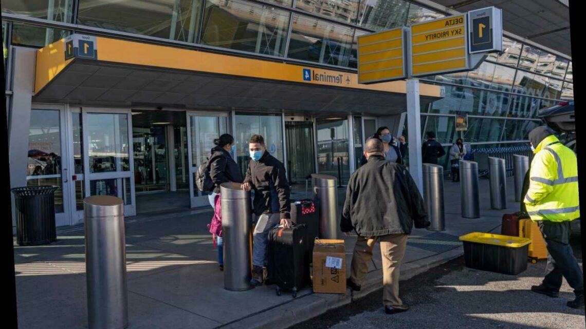 International travelers 'may need to test Covid negative before flying to US'