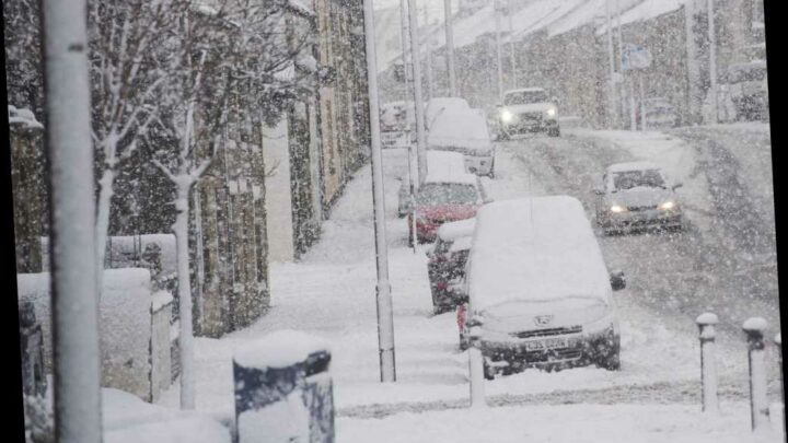 Beast from the East 2021 map: Where will the cold weather and snow blast hit?