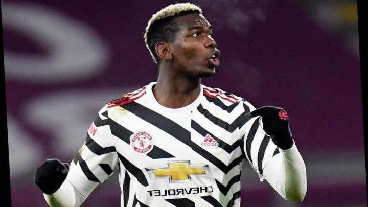 Paul Pogba warns Liverpool that 'focused' Man Utd CAN be champions after going top for first time in 40 MONTHS