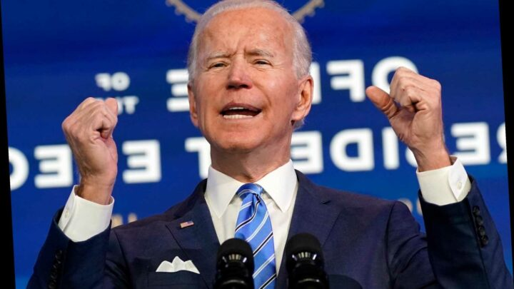 What is Joe Biden's American Rescue Plan?