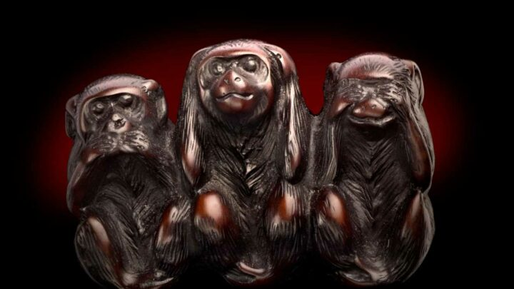University of York pulls three wise monkeys from their website over 'racist stereotype' fears