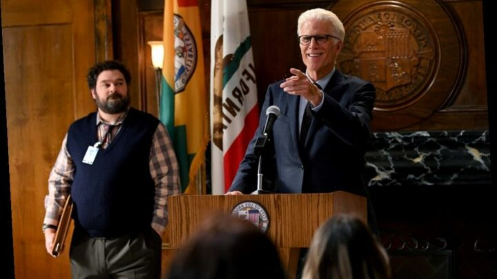 'Mr. Mayor' Review: Ted Danson Leads NBC's Sitcom All-Stars to a Solid Start