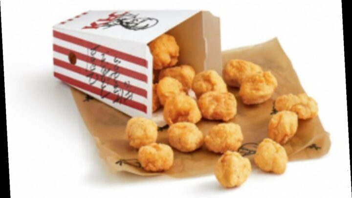 Last day for KFC fans to get 50% off popcorn chicken meals