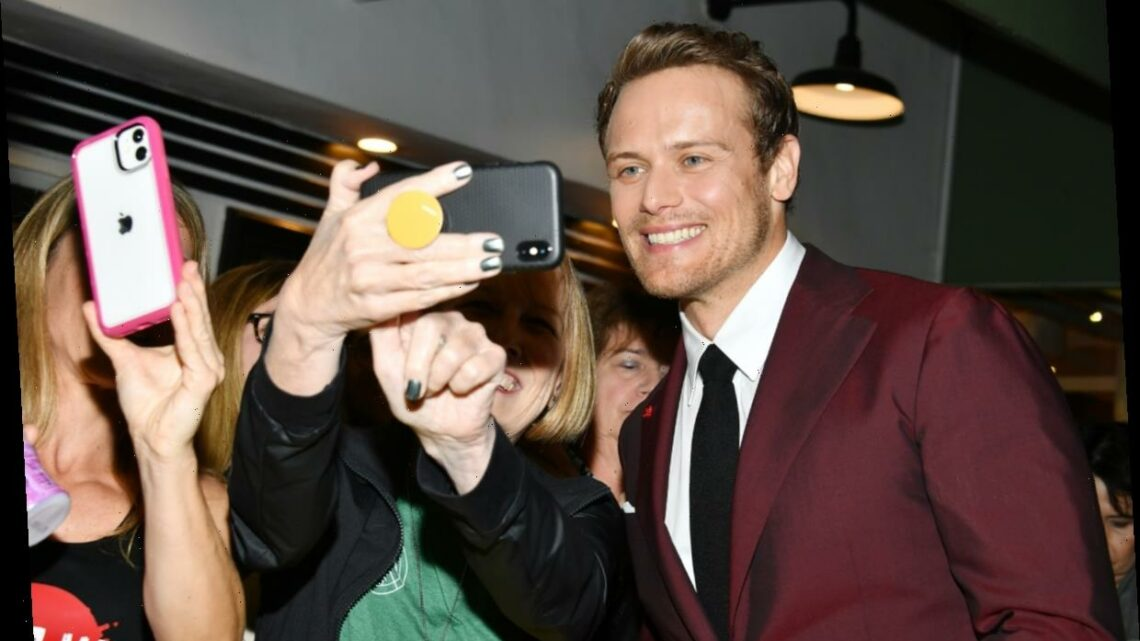 'Outlander' Fan Conned Out of Her Life Savings By a Man Posing as Sam Heughan