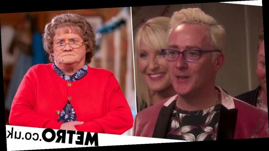 Damien McKiernan sues Mrs Brown's Boys for 'unfair dismissal'