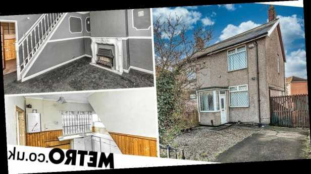 House goes on sale for £25,000 and it's one of the cheapest on Zoopla