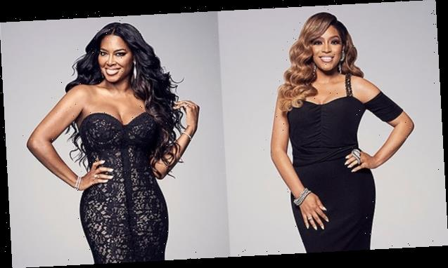 RHOA's Drew Sidora Shades Kenya Moore As 'Fake' & Reveals Whether They Can Ever Be Friends